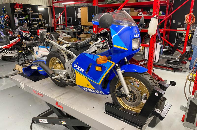 Yamaha YSR50 -  (6)