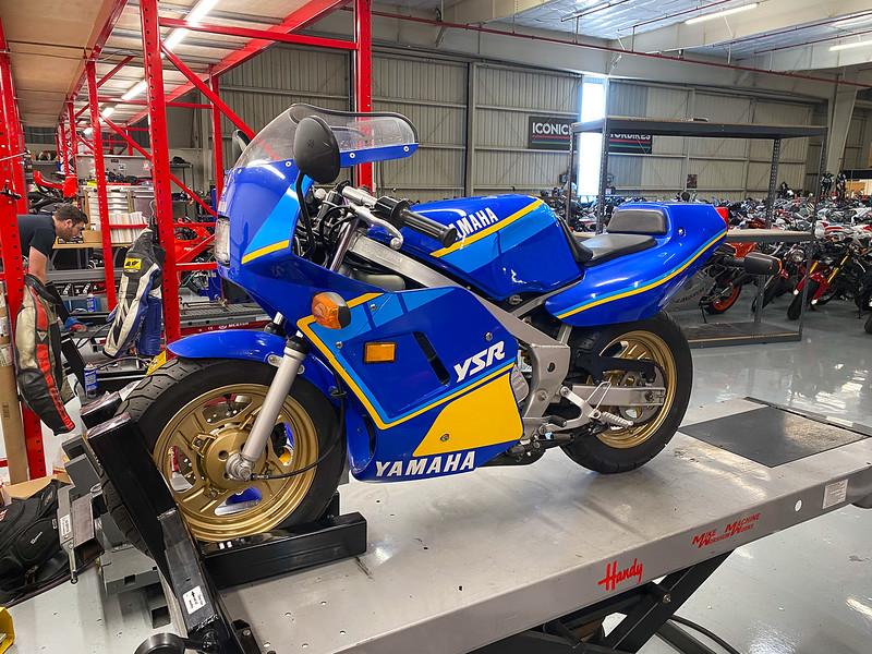 Yamaha YSR50 -  (3)