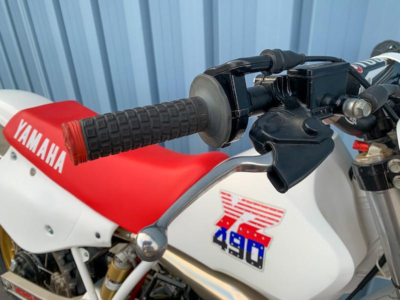 Yamaha YZ490 -  (12)