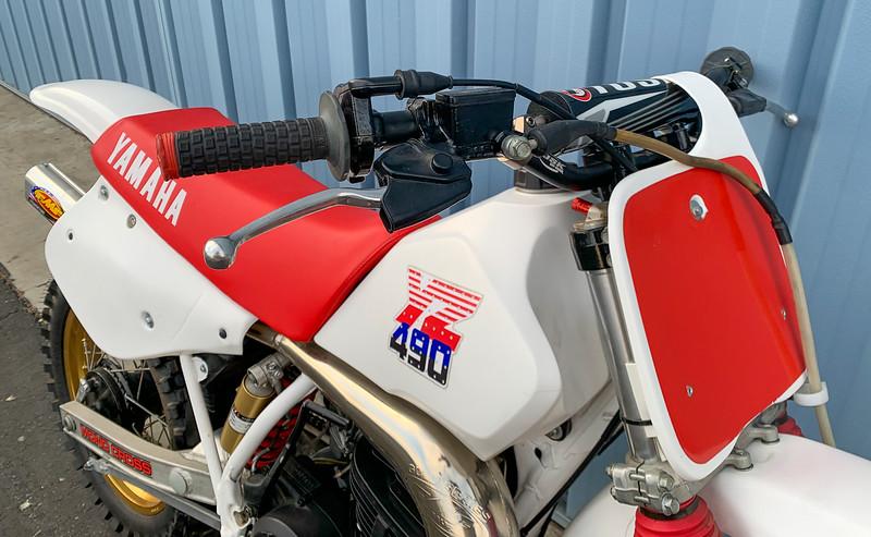 Yamaha YZ490 -  (10)