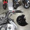2005 Yamaha Vstar 1100, Lidlox Item 1017-CC