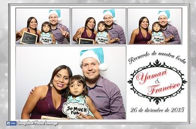 Yamari & Francisco's Wedding - December 26th, 2015