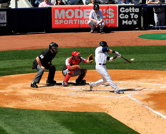 Yankees Opening Day 2012