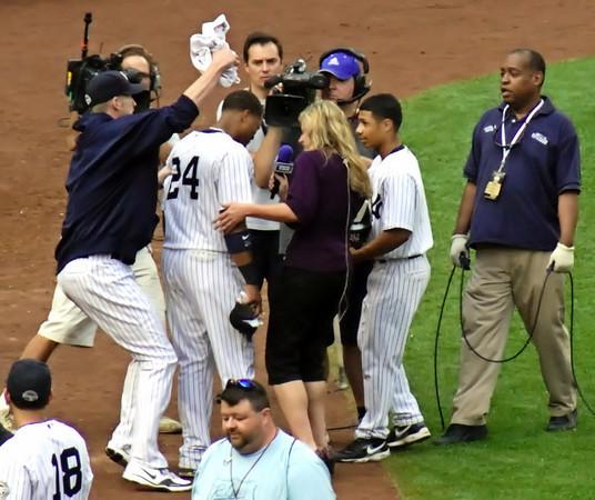 Yankees Walk Off Win in 11; 8/12/2009