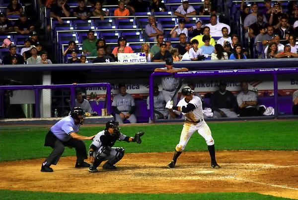 Yankees vs Devil Rays 2nd Game 7/21/2007