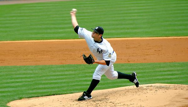 Yanks-Padres 6/19/2008 Joba, Arod, Jeter, Mo!