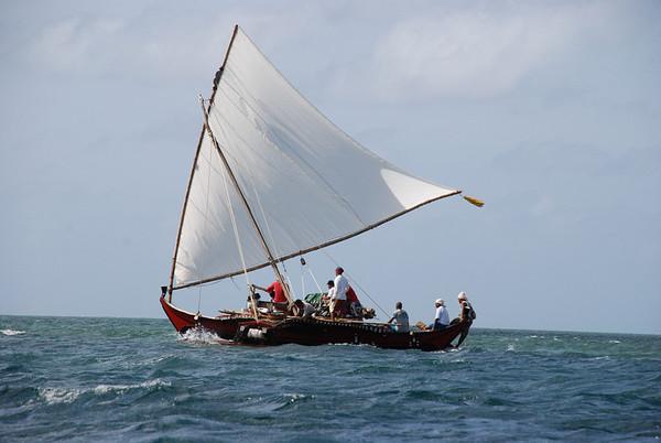 Traditional Navigation Society of Yap 2009