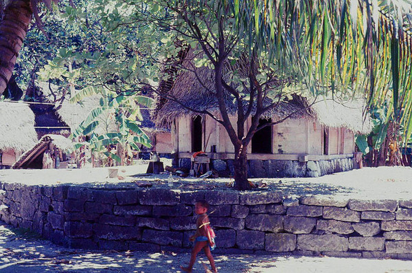 Ulithi and Yap, 1968-71:  Tim Bell (Micro 7)
