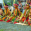 Women's sitting dance, Yap Homecoming Festival, June 15, 2013