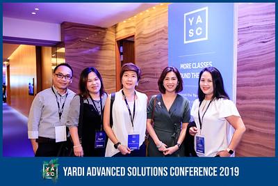 © YARDI (YASC 2019) | © SRSLYPhotobooth.sg