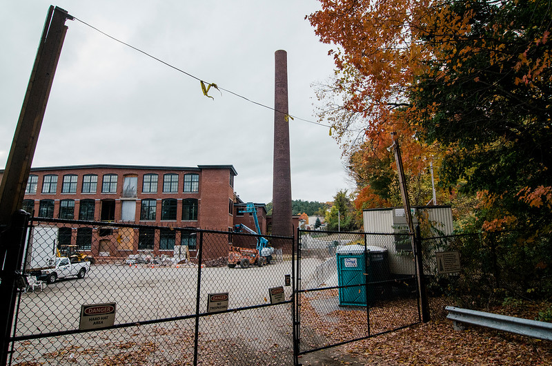 The secretary of state announced today the Fitchburg Yarn Mill has been nominated to be placed on the National Register of Historic Places. SENTINEL & ENTERPRISE/ASHLEY GREEN