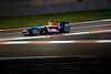 Car 5: Red Bull Racing, Sebastian Vettel, pole position.