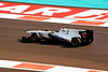 Car 22: BMW Sauber F1 Team, Nick Heidfeld, 10th fastest in practice.
