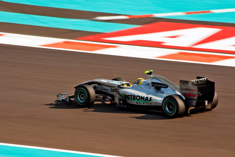 Car 4: Mercedes GP Petronas F1 Team, Nico Rosberg, finished 8th in practice.