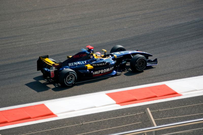 Car 5: Super Nova Racing, Josef Král finished 5th.