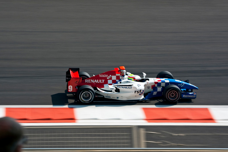Car 9: ISport International, Oliver Turvey, finished 6th in the race.