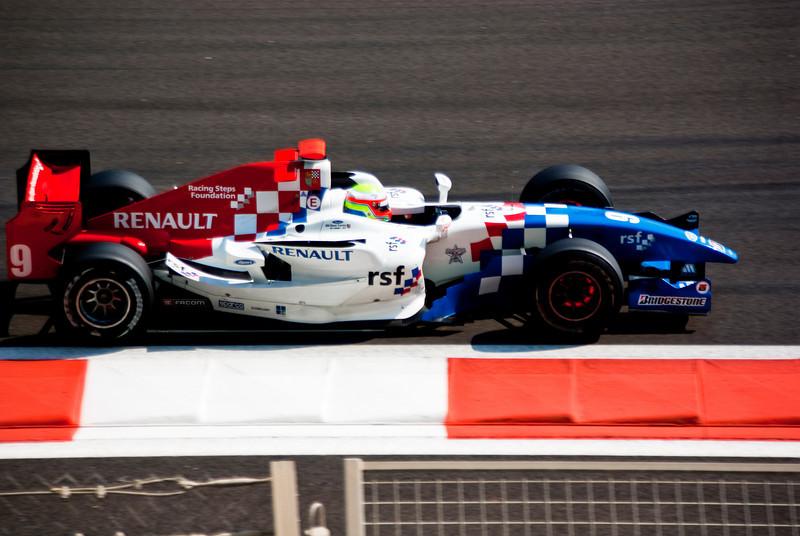 Car 9: ISport International, Oliver Turvey finished 6th.