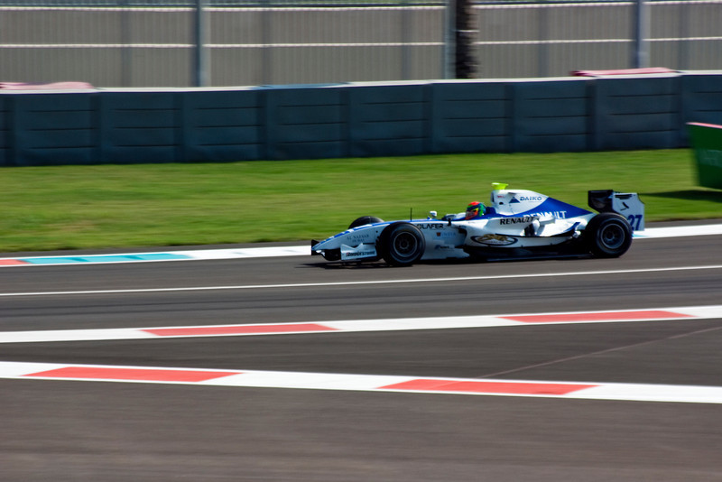 Car 27: DPR, Fabrizio Crestani, placed 15th in the race.