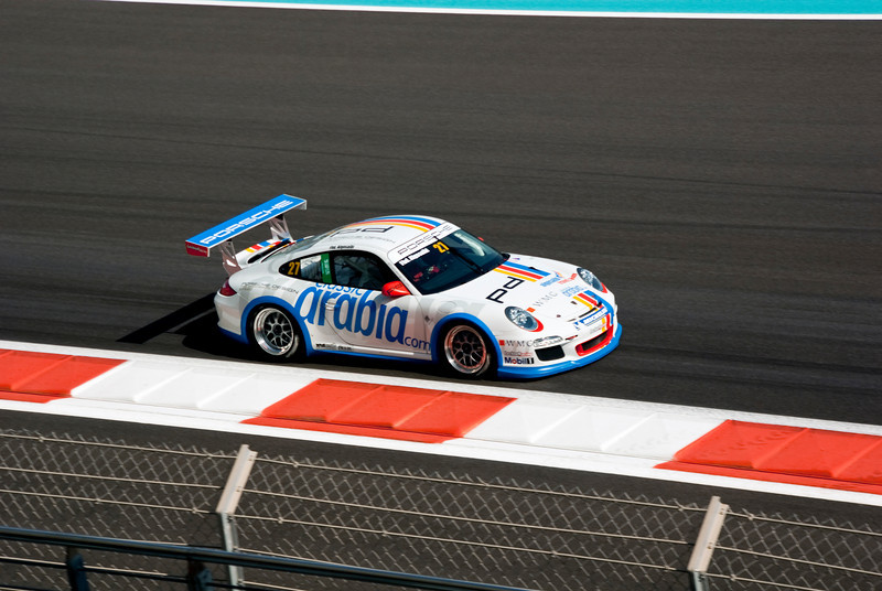 Car 27: ClassicArabia Racing, Fahad Algosaibi, Kingdom of Saudi Arabia