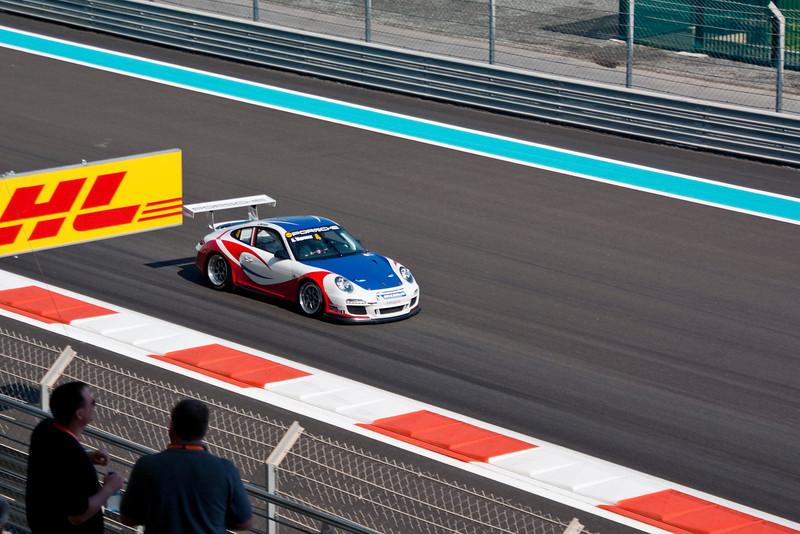 Car 4: Privateer, Alain Muraour, France