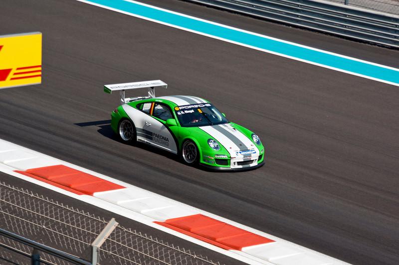 Car 8: PAEONIA Racing, Hans Guido Riegel, Germany
