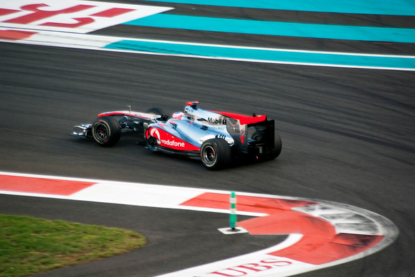 Best of the Best Formula One Qualifying Session (6 Photographs)
