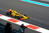 Car 11: Renault F1 Team, Robert Kubica, 9th fastest in practice.