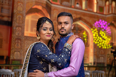 Yash & Dhruvi Garba 0006