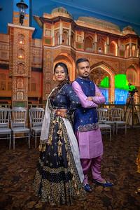 Yash & Dhruvi Garba 0015