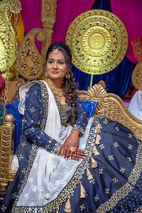 Yash & Dhruvi Garba 0032