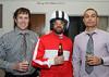 Nathan Cooke, Captain Jim Davies & Ed Ngatai (Posing as Jeff Sykes)