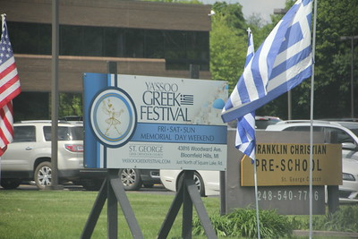 Ya'ssoo Greek Festival 2017