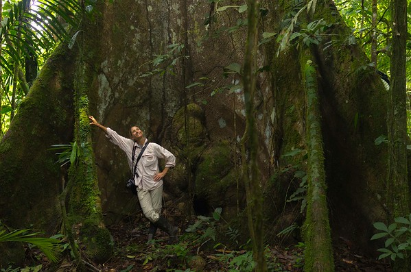 Yasuní National Park and Biosphere Reserve, Ecuador