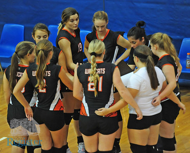 Yates Center and Marmaton Valley volleyball, 9/25