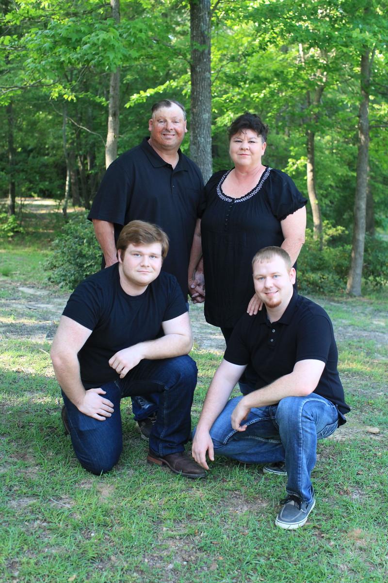 Yates Family Photos 2016