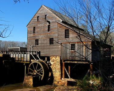 Yates Mill 013011