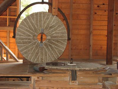 Yates Mill 032710 Heritage Tour