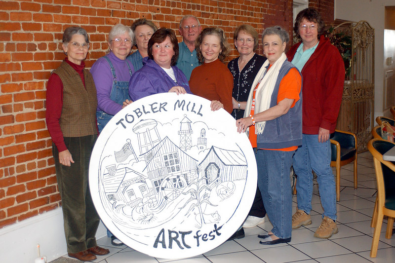 march ARTfest committee