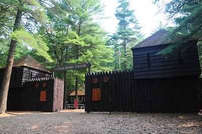 Camp Yawgoog 2011 - Stockade
