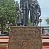 Immigrant Statue
