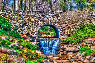 Falls Park Arch