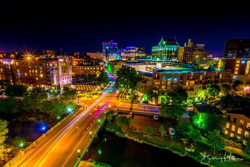 Greenville Skyline