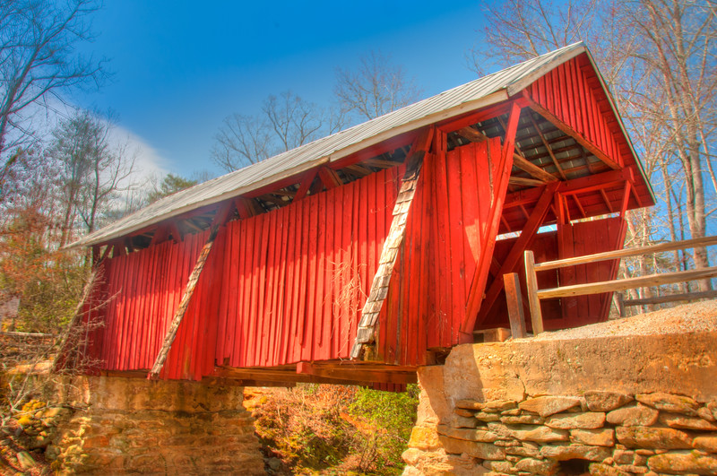 Campbells Covered Bridge