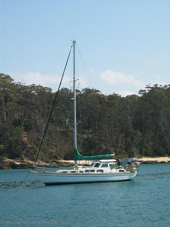 Bass Strait Again