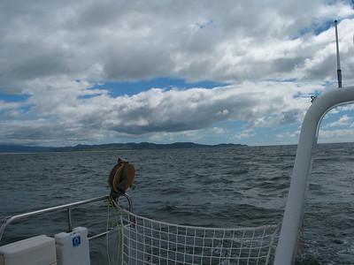 28 Nov, we site the Abel Tasman coast of Tasman Bay, New Zealand