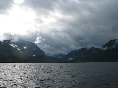 View in Johnstone Strait