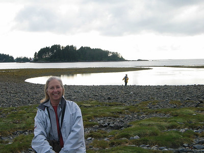 Beach at Sitka National Historical Park