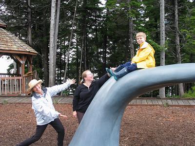 Whale Park, Sitka, Alaska