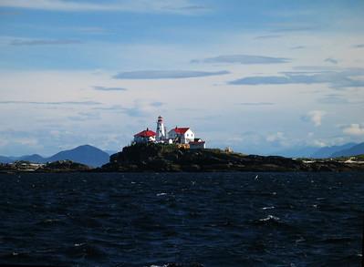 Green Island lighthouse, east of Dundas Island, BC