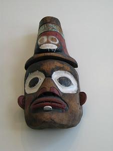 Museum in Wrangell, Alaska